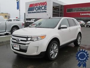 2013 Ford Edge Limited - Pwr Liftgate, Chrome Wheels, 60,012 KMs