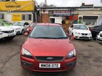 Ford Focus zetec 1.8 petrol