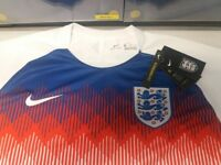 Brand new in bag england training nike shirt with tag