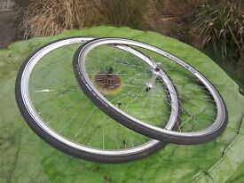 Road bike 700c wheels alluminuim alloy