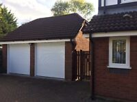INSULATED ROLLER GARAGE DOOR £799 FITTED WITH 10 YEAR GUARANTEE, monstergaragedoors,blackpool,bolton