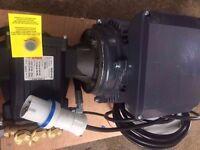 15Litre 150 bar pressure washer