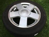Ford Fiesta Alloy Wheel 195)50)R15