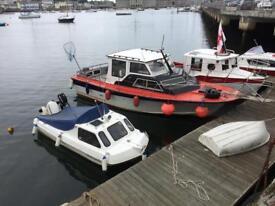 33ft fishing boat