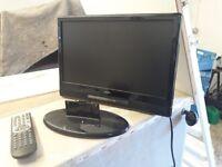 """Alba small 16"""" LCD TV"""