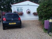 Beautiful 2 bedroom Park Home in Wareham Dorset