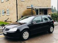 Volkswagen Golf. 1.4 cheap tax and insure .