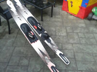 OBRIEN CELEBRITY pair Water Skis good condition sheffield area pick up only
