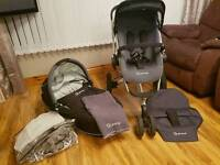 Quinny Buzz buggy for sale with accessories