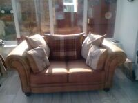 2/3 seater sofa from SCS.