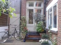 Pretty 2 bed garden Flat Highgate for 3/4 bed in Angel/Canonbury/Highbury