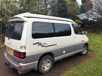 Toyota Granvia Campervan 1997, 2980 (cc) - Excellent Condition