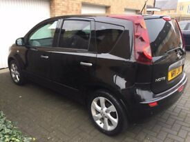 NISSAN NOTE 2011 Full Service History