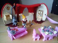 Walt Disney Village play set