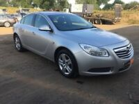 2009 Vauxhall Insignia 1.6 Petrol ** CAMBELT & WATERPUMP **MOT July 2019**2 OWNERS ONLY**Scratchless