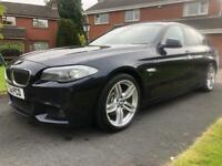 Late BMW 520D MSPORT