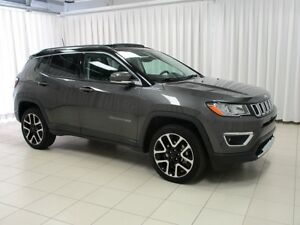 2017 Jeep Compass NOW THAT'S A DEAL!! LIMITED 4x4 SUV w/ HEATED