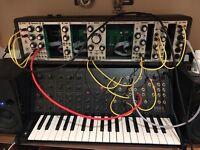 Korg MS20 Mini semi-modular synth