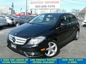 2013 Mercedes-Benz B-Class B250 Sports Leather/Camera&Alloys*GPS