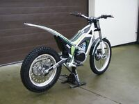 Electric Trials Bike – Electric Motion EM5.7 Clubman