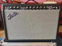 Fender '65 Deluxe Reverb RI - as new