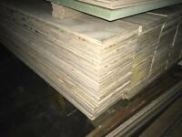 Wbp plywood offcuts all 2440 long 12 x 216