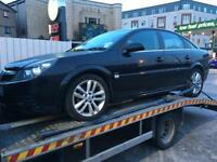 Vauxhall Vectra C BREAKING spares for repair 1.9 Cdti SRI 150 Z19dth