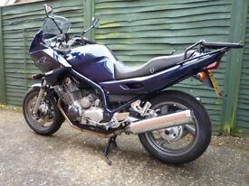 Yamaha XJ900s diversion 1999