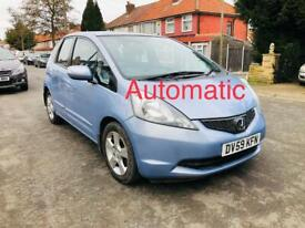 image for 2009 Honda Jazz Automatic  1.4 ES 5dr full dealer service  history low mil 42000