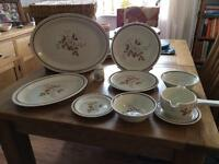 Royal Doulton Ravel Dinner Service