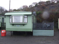 Clean and affordable static caravan with 2018 site fees paid