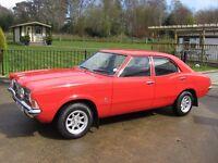 1973 ford cortina 1.6l may p\x