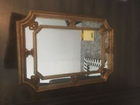 "*reduced""LARGE ""Mirror absolute Bargain £30 Collect today ;)"