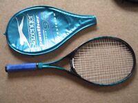 Slazenger Panther Precision 95 Tennis Racket + Wilson Cobra High Beam Tennis Racket.