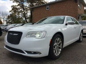 2017 Chrysler 300 C PLATINUM**AWD**PANO ROOF**NAV*