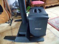 Bose L1 Model 2 with B1 (bass)