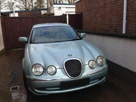 2001 Jaguar s-type 3 litre v6 petrol