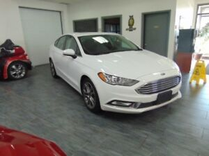 2017 Ford Fusion SE*CUIR, TOIT OUVRANT, MAGS