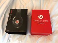 Beats by Dr. Dre Studio Headphones - Black/red