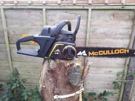 Brand new Petrol chain saw