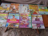 sewing world magazines