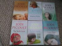 Jodi Picoult book collection 6 Fiction books My Sister's Keeper Perfect Match WILL POST