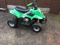 Child's 110cc quad