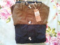 *NEW* Mens Casual Parker Style Hooded Jacket XXL Blue Parka Mod Duffel Retro Vintage Levis Oasis