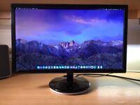 AOC 24 inch full hd 1080p monitor