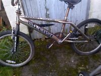 quality BMX bike for a project or spares