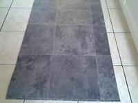 slate tile effect vinyl flooring