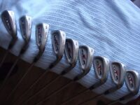 Nice set of Maxfli VHL Midsize R/H irons 3-SW (ie 9 irons)