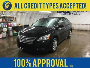 2015 Nissan Sentra SV*HEATED FRONT SEATS*BACK UP CAMERA*KEYLESS