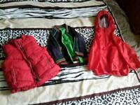 Set of jackets 12 18 months